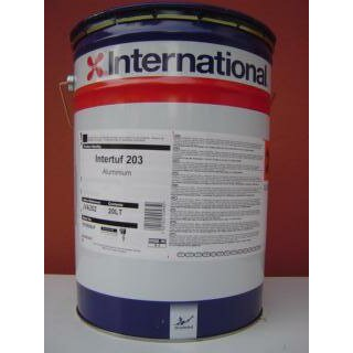 International Intertuf 203 JVA202  aluminium 20 ltr.